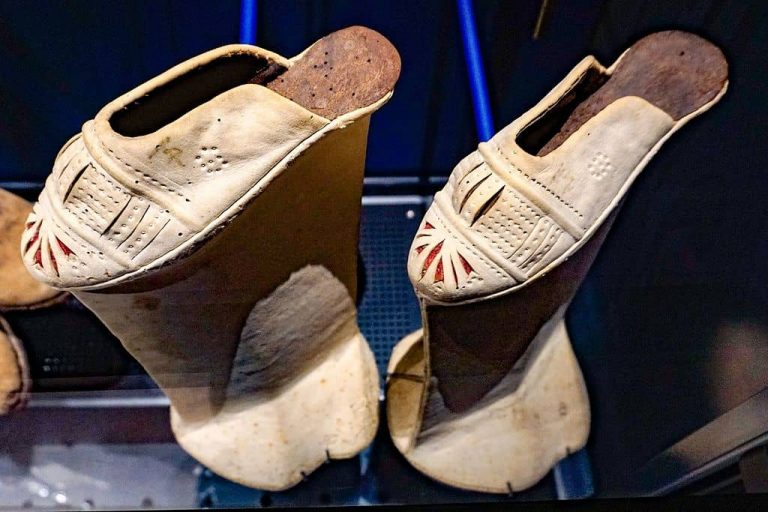 16th Century Chopine Shoes