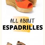 About Espadrilles
