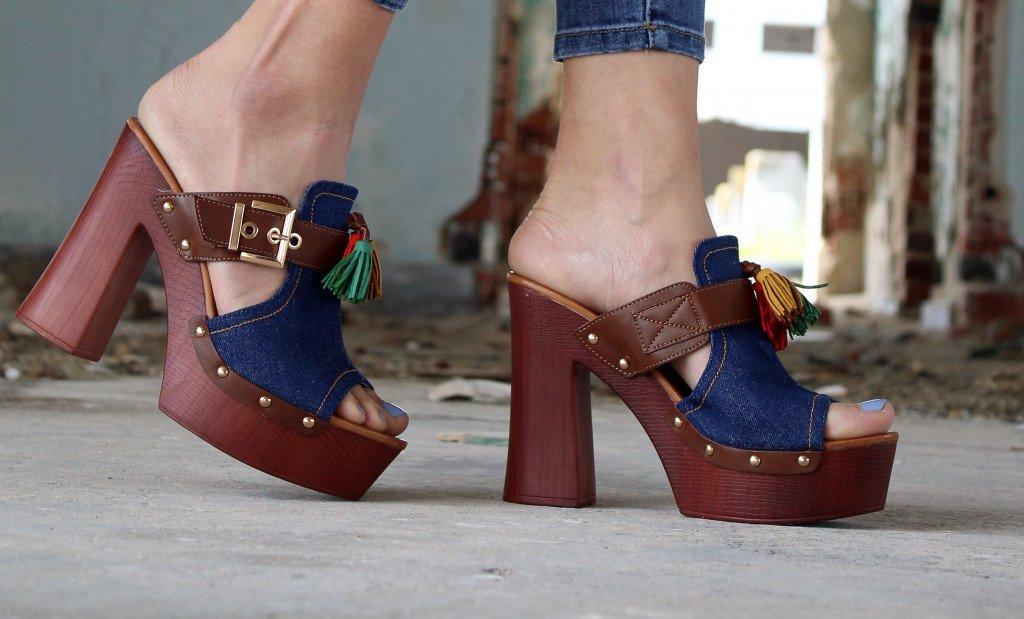 Flare Heels